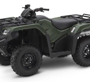 2018 Honda Rancher 420 4x4 ATV Review / Specs - TRX420FM1 FourTrax Four Wheeler