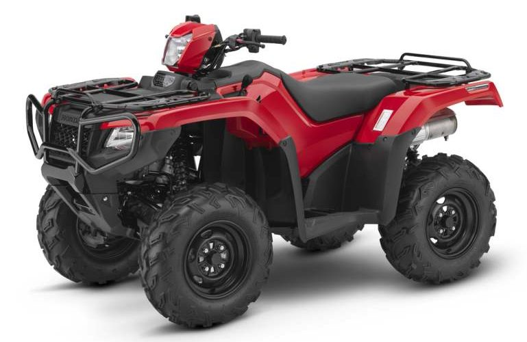2018 Honda Foreman Rubicon 500 DCT + IRS ATV Review / Specs (TRX500FA5J) Price, HP & TQ, Wheels & Tires, Towing Capacity + More!