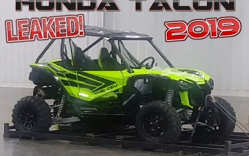 Best Side By Side Utv 2020.All New 2019 Honda Talon 1000 Sport Side By Side Leaked