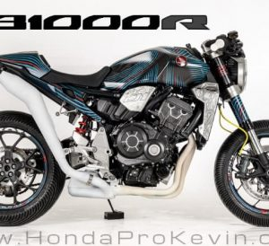 2019 Honda CB1000R Custom Naked CBR Sport Bike / StreetFighter Motorcycle | CBR1000RR / CBR 1000 RR | 1000cc Neo Sports Café Concept SportBike