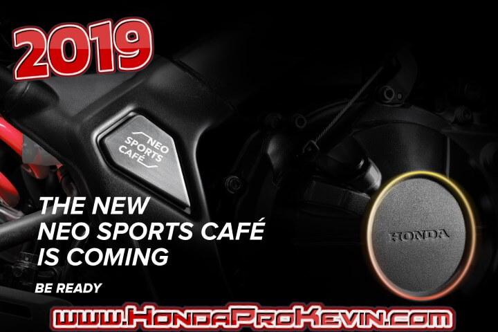NEW 2019 Honda Motorcycle Announcement SNEAK PEEK Release Update! | CB650R / CB500R + More…?