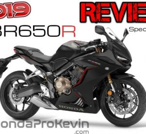 2019 Honda CBR650R Review / Specs: Price, HP & TQ Performance Specs, Colors, MPG + More!