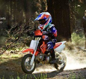 2019 Honda CRF50 Review / Buyer's Guide | Kids Dirt Bike / Trail Bike / Off-Road Motorcycle - CRF 50cc