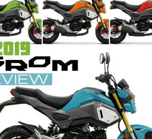 2019 Honda Grom 125 Review of Specs + NEW Changes!   Price, Colors, HP & TQ Performance Info   2019 Honda MSX125 / MSX 125 / MSX125SF