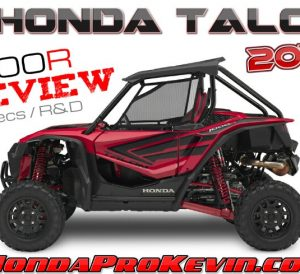 2019 Honda TALON 1000R Review / Specs: Price, Release Date, Horsepower, Colors + More! | Sport SxS / UTV / Side by Side ATV 1000 cc