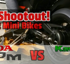 New 2017 Kawasaki Z125 vs Honda Grom HP & TQ Specs Comparison Review | Dyno Video