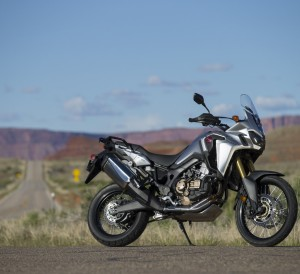 New 2016 Honda Adventure Motorcycle Pictures - Africa Twin / CRF1000L - Dual Sport Bike 1000 cc
