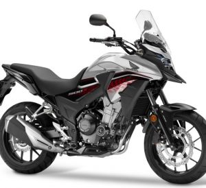 2018 Honda CB500X Review / Specs: Price, HP & TQ Performance, MPG, Colors, Accessories | CB 500 X Adventure Motorcycle / Bike - Force Silver Metallic