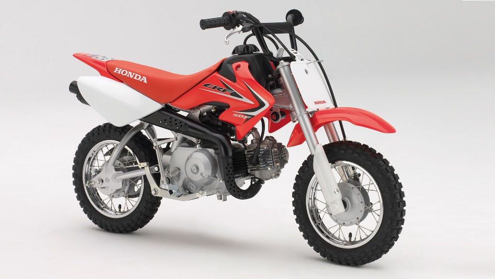 2017 Honda CRF50 Review / Specs - Kids CRF 50cc Dirt Bike Motorcycle