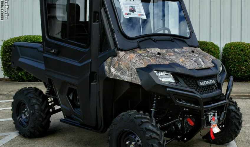 Honda Pioneer 700 Accessories Review - Discount Prices - Side by Side ATV / UTV / SxS / Utility Vehicle 4x4 SXS700