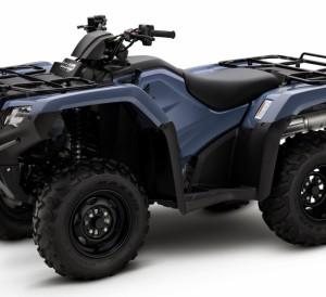 2017 Honda Rancher 420 DCT EPS ATV Review / Specs / Features - TRX420FA2