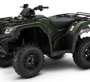 2017 Honda Rancher 420 DCT IRS ATV Review / Specs - HP & TQ Performance Rating - TRX420FA5