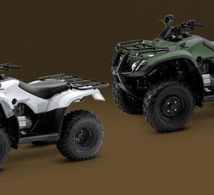 2018 Honda Recon ES 250 ATV Review / Specs - TRX250 FourTrax Price, Colors, Features + More! (TRX250TE)
