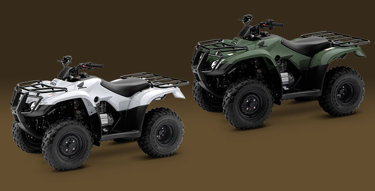 2018 Honda Recon ES 250 ATV Review / Specs - TRX250 FourTrax Price, Colors, Features + More! (TRX250TE)