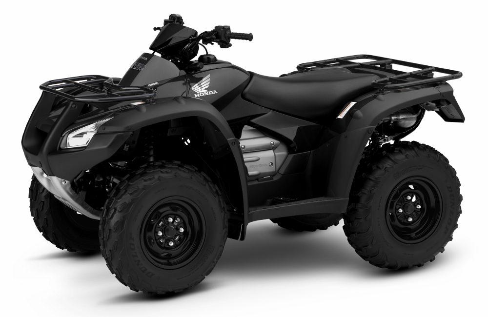 2017 Honda ATV Models / MSRP Prices - TRX500 FourTrax Foreman Rubicon 500 4x4 Four Wheeler