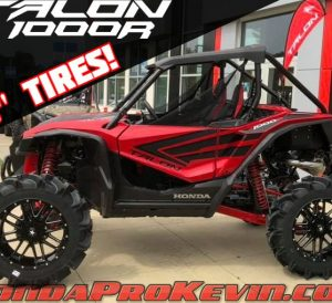 "Custom 2019 Honda Talon 1000 R with 35"" Tires + Aftermarket Wheels - Lift Kid Needed?