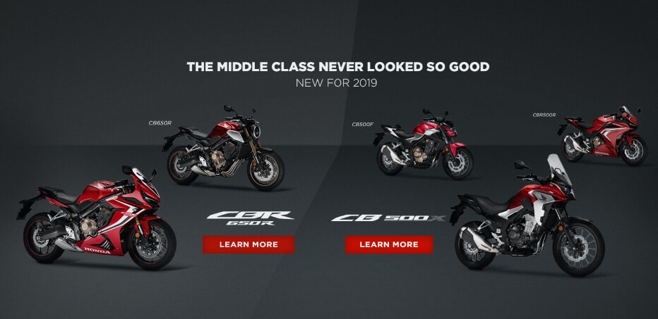 NEW 2019 Honda Motorcycles Released! | Lineup Update #4 - EICMA