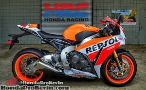Special / Limited Edition 2015 CBR1000RR SP Repsol Sport Bike Model 1000 RR