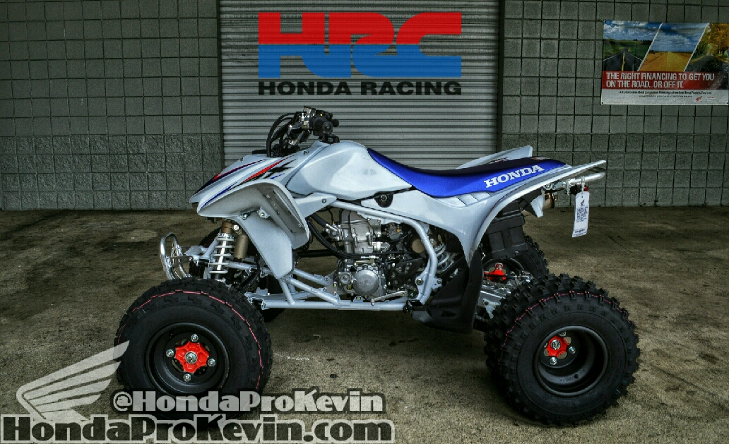 Trx450R For Sale >> 2016 - Year of THE Honda TRX450R? Fastest Race ATV Coming?