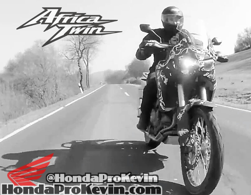 2016 Honda Africa Twin CRF1000L Video Review Specs Adventure Motorcycle Dual Sport