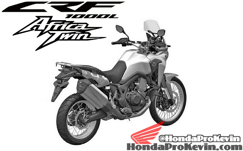 2016 Honda Africa Twin CRF1000L Review Specs Pictures Video Price Release Date