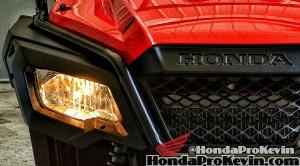 2016 Honda Side by Side / UTV / ATV / SXS Model Info, Details, Pictures