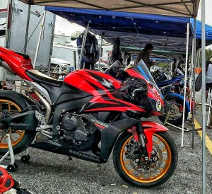 Custom Honda CBR600RR Sport Bike / Motorcycle with Carozzeria Wheels, Erion Racing Exhaust | CBR 600 RR
