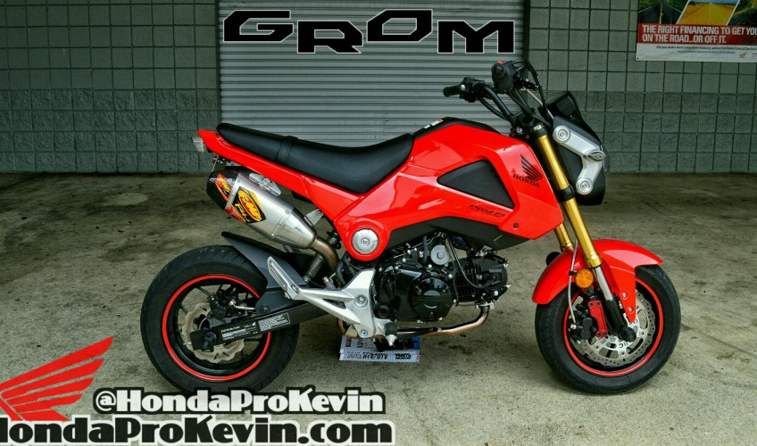 Custom Honda Grom Msx 125 Owners Review Specs Aftermarket Parts Mods