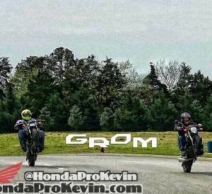 Honda Grom 125 Wheelie Stunt Motorcycle Chattanooga TN GA AL