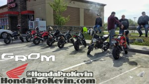Honda Grom 125 Motorcycle Ride Chattanooga TN GA AL