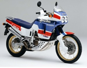 Honda XRV650 Africa Twin - CRF1000L Adventure Dual Sport Motorcycle